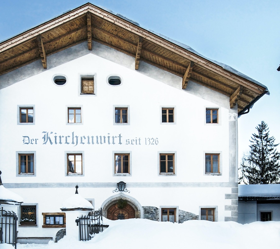 Hotel Kirchenwirt Leogang